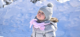 Por que nuestros niños enferman más en invierno ?