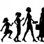Las edades de la mujer