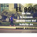 STOP excusas, cambiar y ser más saludable