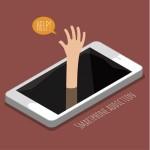 adicción al movil adicción a las redes sociales